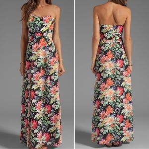 Nookie Full Bloom Maxi in Floral